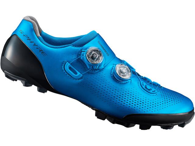76fc2640098 Shimano SH-XC901 schoenen Heren blauw I Eenvoudig online bij Bikester